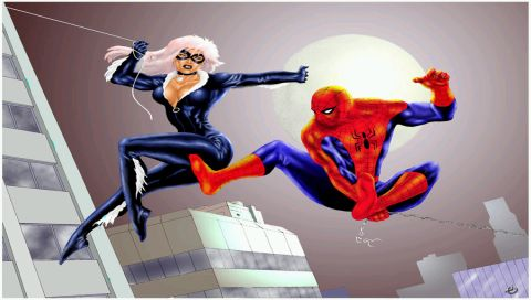 Black Cat and Spider Man.jpg